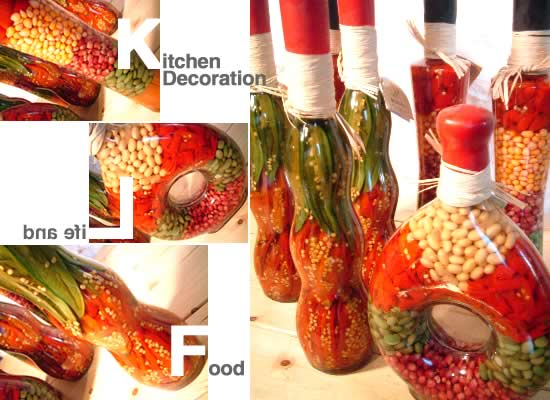Kitchen Decoration - Image