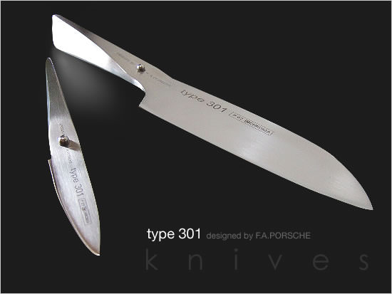 Type301 Knife F.A.ポルシェデザイン ナイフ - Image