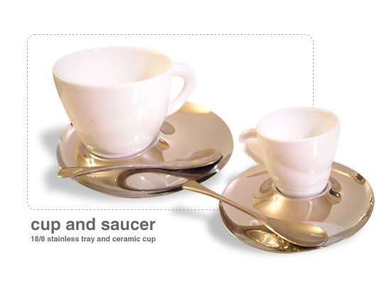 Dulton Cup and Saucer SC - Image