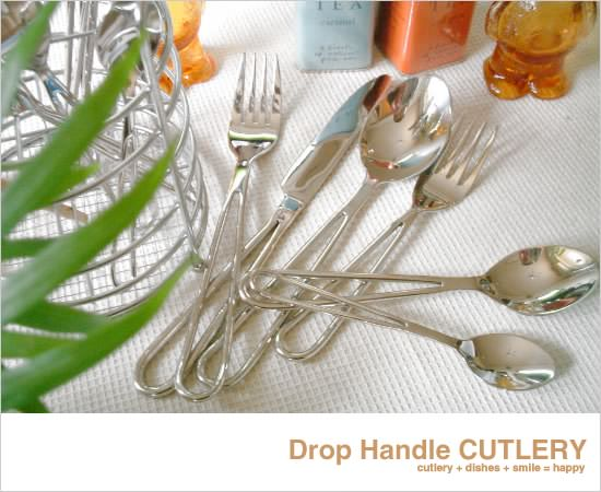 dulton Drop Handle Cutlery(トップイメージ:1)