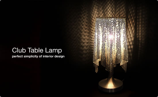 Club Table Lamp(トップイメージ:1)