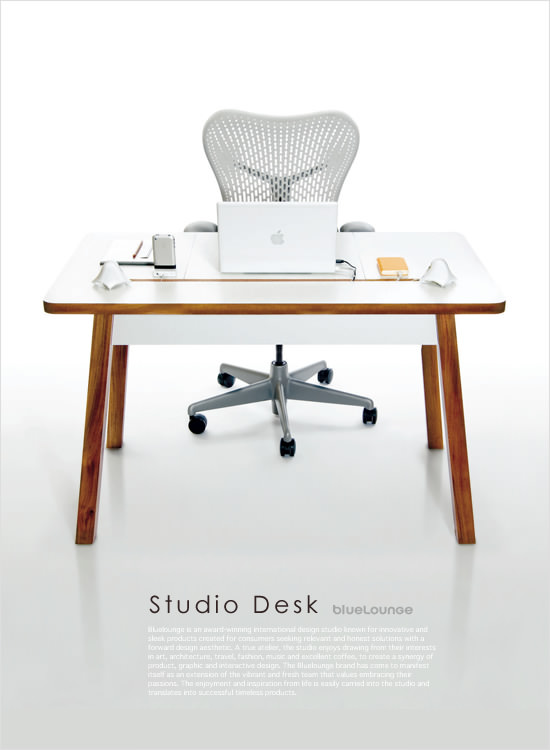 BlueLounge STUDIO-DESK(トップイメージ:1)