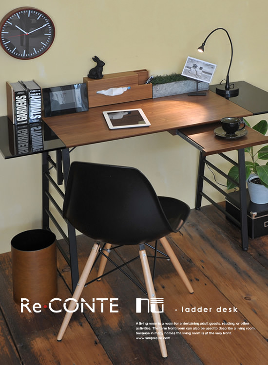 Re-Conte Ladder Desk NU - Image