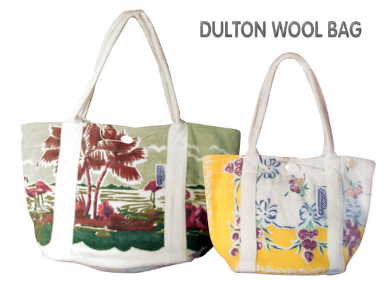 Dulton Wool Bag - Image