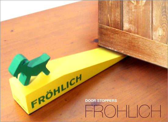 FROHLICH Door Stopper(トップイメージ:1)