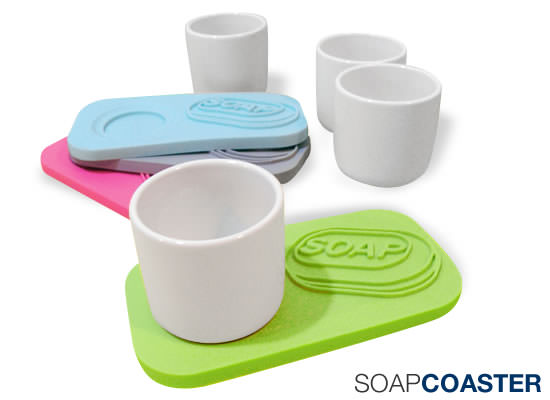 Soap Coaster - Image