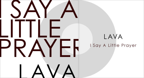 I SAY A LITTLE PRAYER - Image
