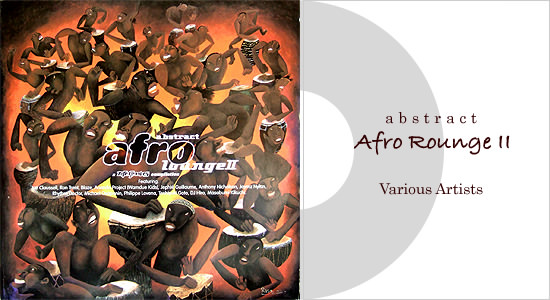 Abstract Afro Lounge II(トップイメージ:1)