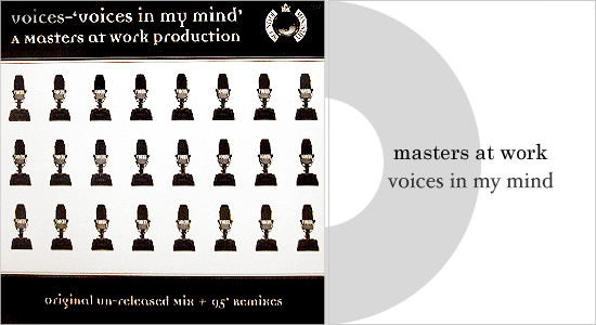 Voices in my mind - Image