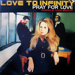 PRAY FOR LOVE