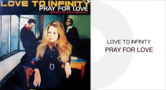 PRAY FOR LOVE - Image
