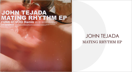 MATING RHYTHM EP - Image