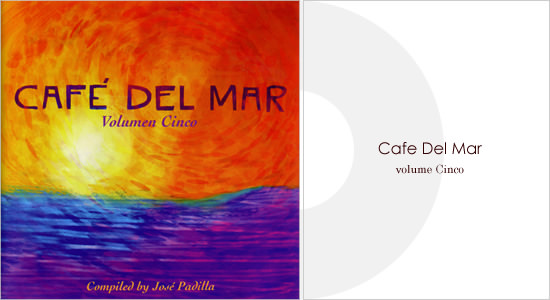 Cafe Del Mar volume Cinco - Image