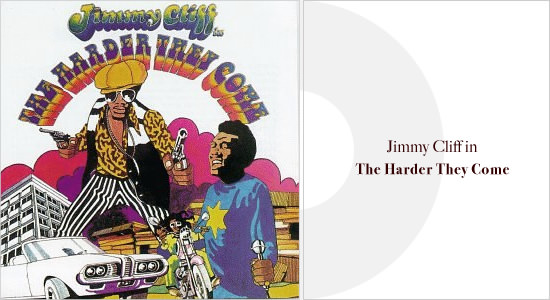 Jimmy Cliff In The Harder They Come�i�g�b�v�C���[�W�F1�j