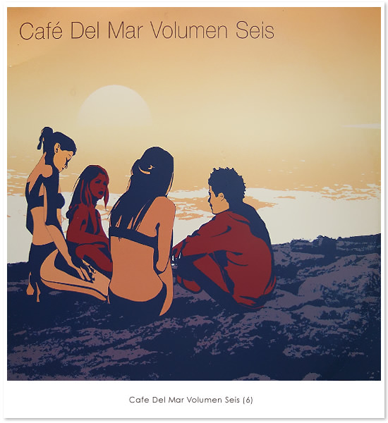 Cafe Del Mar Volumen Seis - Image