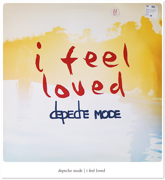i feel loved - Image