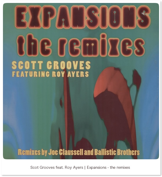 EXPANSIONS the remixes - Image