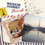 カフェミュージックCD WEEKEND-JOURNEY (Paris Cafe - various artists)