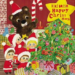 クリスマスCD KIDS BOSSA Happy Xmas