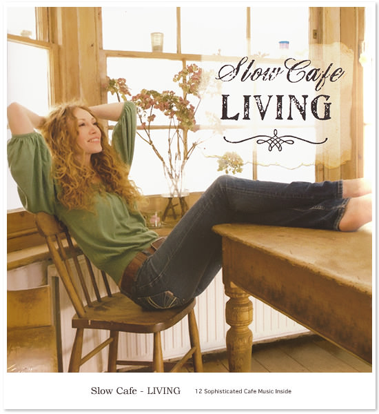 カフェCD Slow-Cafe-LIVING - Image