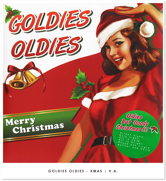 クリスマスCD GOLDIES OLDIES - Image