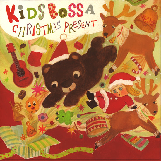 クリスマスCD KIDS BOSSA CHRISTMAS PRESENT - Image