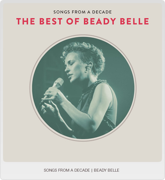 Songs from a decade - Beady Belle(トップイメージ:1)