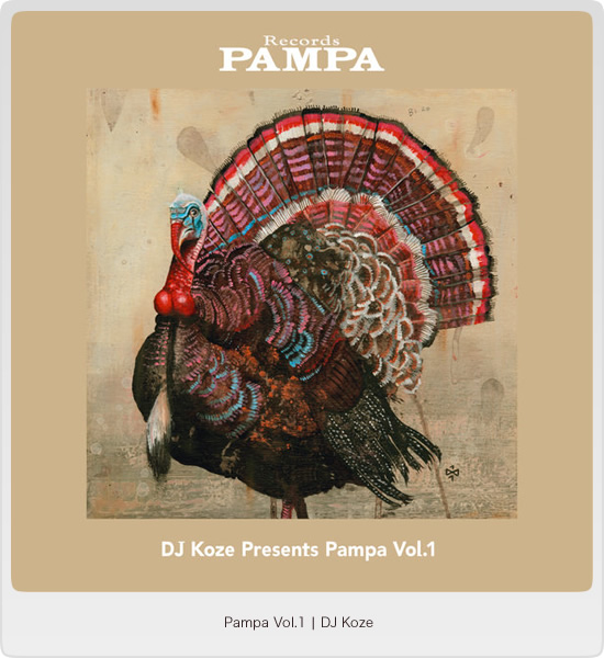 DJ Koze presents Pampa vol.1 - Image