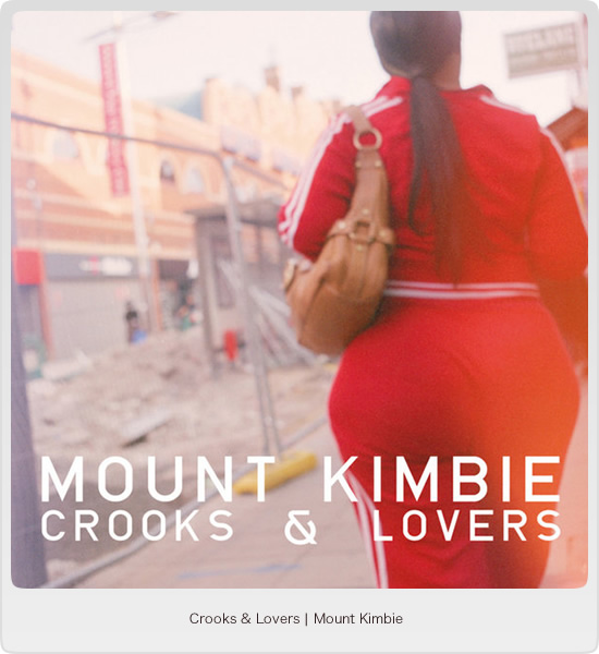 Crooks and lovers - Mount Kimbie - Image