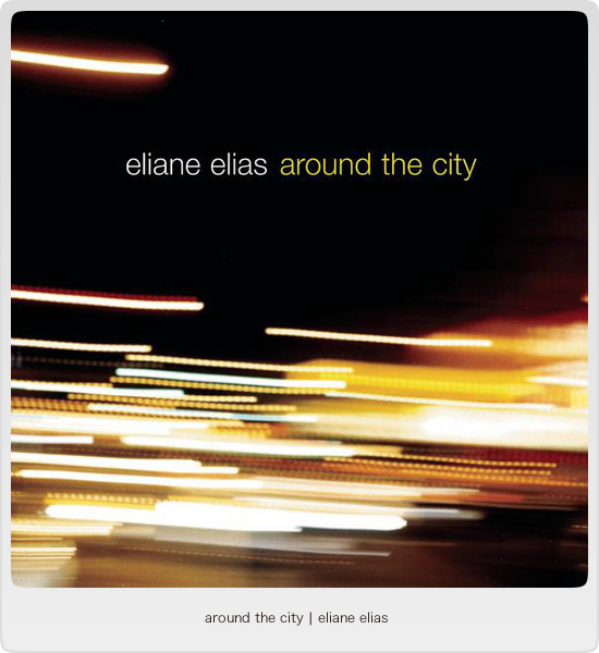 Around the city - Eliane Elias - Image