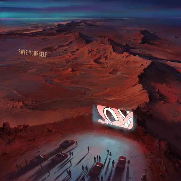SAVE YOURSELF - SBTRKT - Image