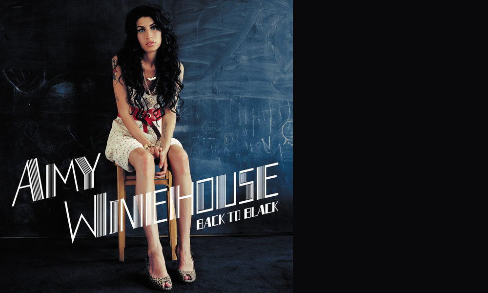 Back to Black - Amy Winehouse - Image