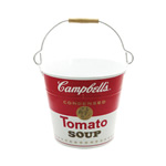 Campbell�fs �X�`�[���o�P�c Soup Can