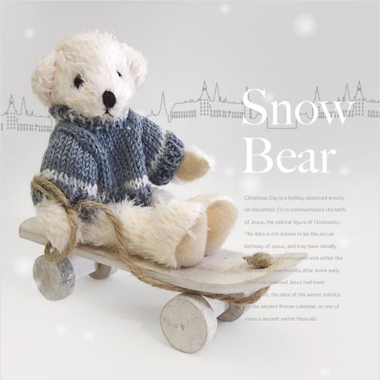 Snow Bear - Image