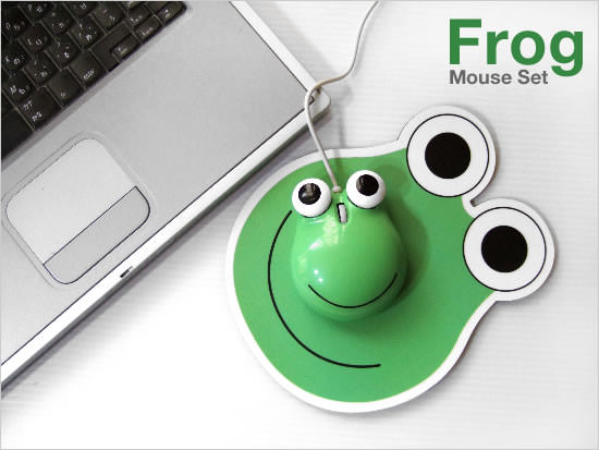 Frog Mouse Set - Image