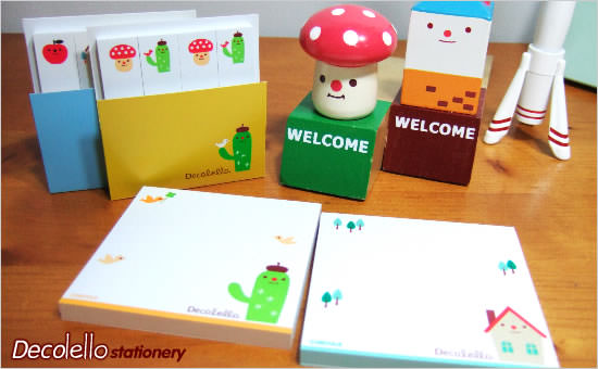 デコレ Decolello Stationery - Image