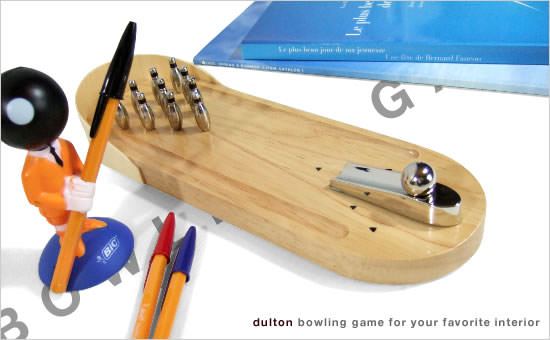 Dulton Table Bowling(トップイメージ:1)