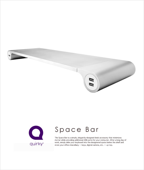 Quirky(クァーキー) SPACE-BAR - Image