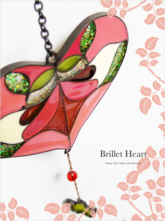 オーナメント Brillet Heart - Image