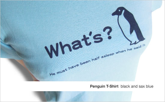T-SHIRT Penguin - Image