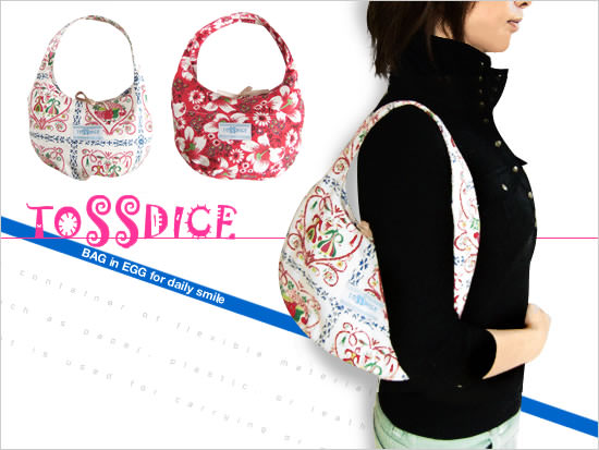 Tossdice (トスダイス) BAG in EGG - Image