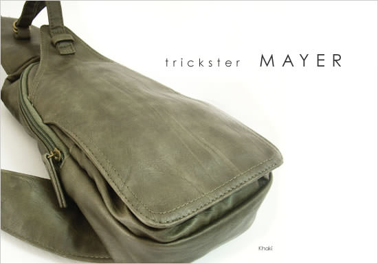 TRICKSTER ボディバッグ MAYER - Image